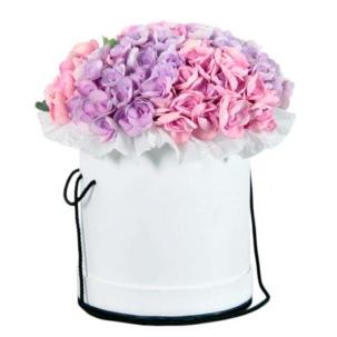 """Цветы в коробке """"Гармония"""""""