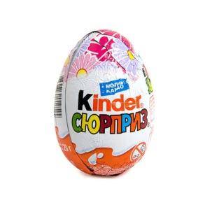 Яйцо «Киндер Сюрприз»